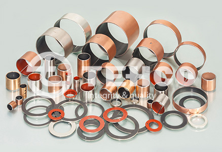 TCB10 Self-Lubricating Multilayer Composite Bushing